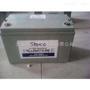 steco法国时高蓄电池PLATINE12-12 12V12AH/10HR/UPS铅酸免维护蓄电池