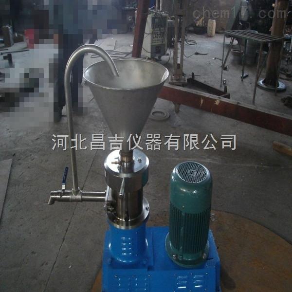 乳化沥青胶体试验磨