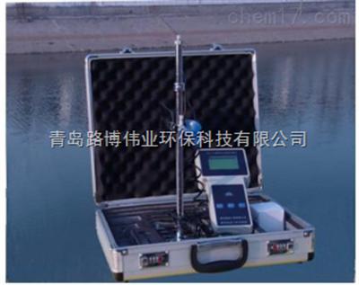 LB-JCM2旋浆式流量计厂家  便携式流速仪