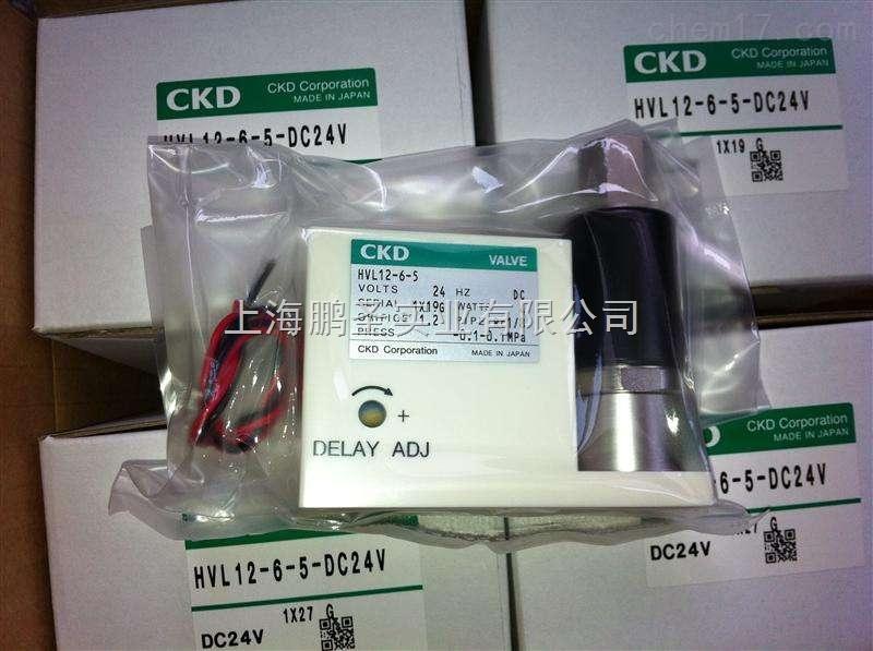 日本CKD电磁阀技术特点