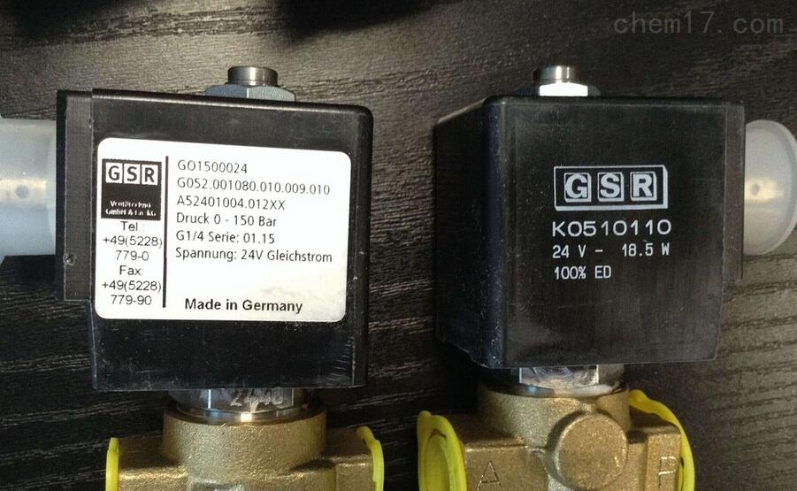 gsr德国电磁阀腐蚀性的解决方案图片
