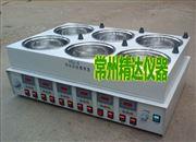 HSJ-10水浴磁力搅拌器(十孔十温)