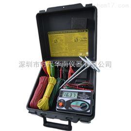 日本共立kyoritsu 4105AH手持式接地电阻测试仪华南MODE4105AH