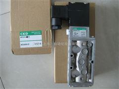 CKD电磁阀4F310-10-AC220V