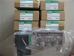 CKD电磁阀4F310-10-AC110V