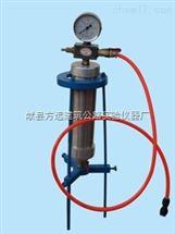 上海2014标准孔道灌浆料压力泌水试验仪