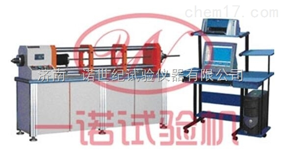 热塑性管材环刚度压力试验机