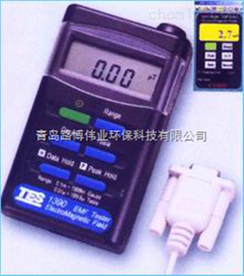 TES1390医疗高频设备  电磁场测试仪(高斯计)TES1390