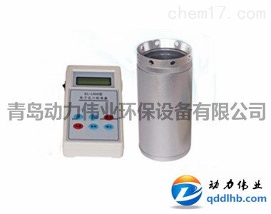 大气采样器校准仪 孔口流量计 中流量采样器标定配套DL-100型电子孔口流量校准器