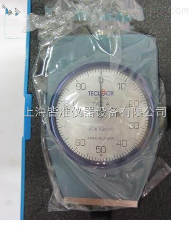 日本得乐GS-709N橡胶硬度计