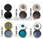 C4020-32ANational 20mm银色钳口盖,含棕色PTFE/白色硅胶隔垫