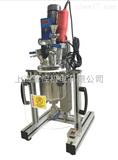 自产实验室不锈钢反应釜,可订制真空反应器