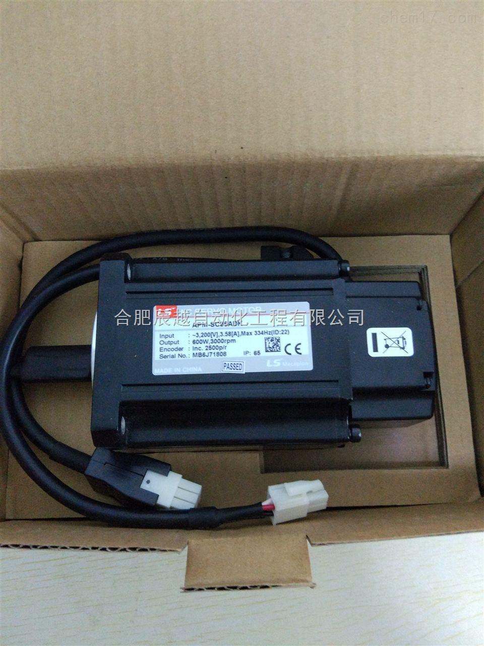 APM-SF30MDK3/L7SA035A/L7SA035B韩国LS伺服电机
