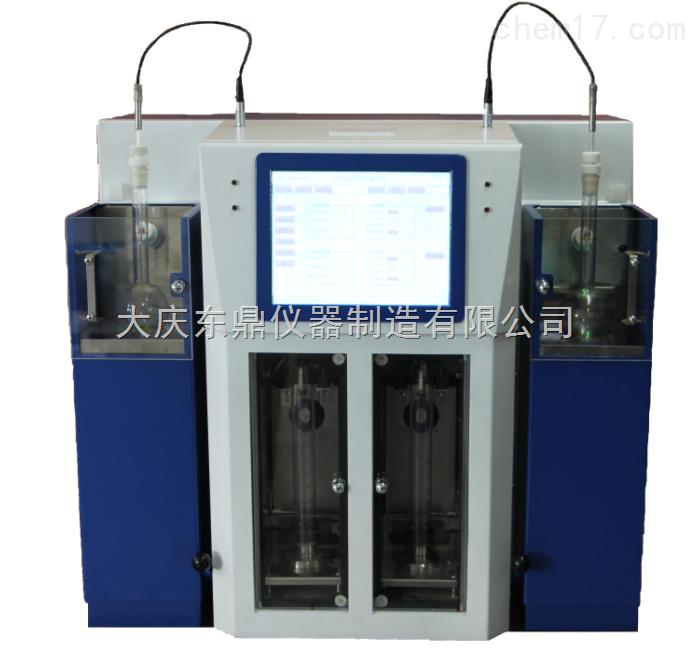 双管自动馏程测定仪