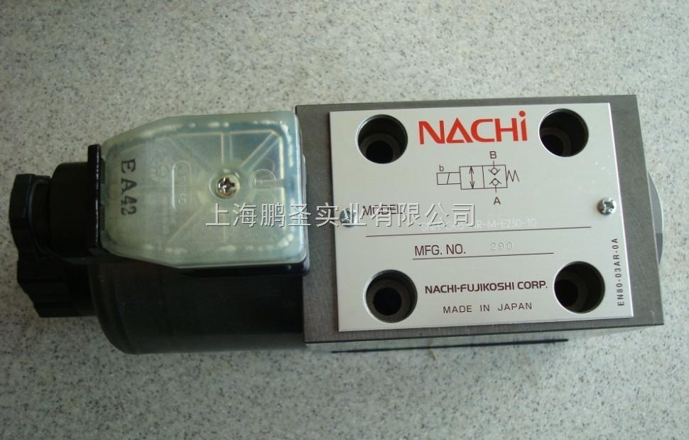 NACHI不二越SNH系列电磁阀参数资料