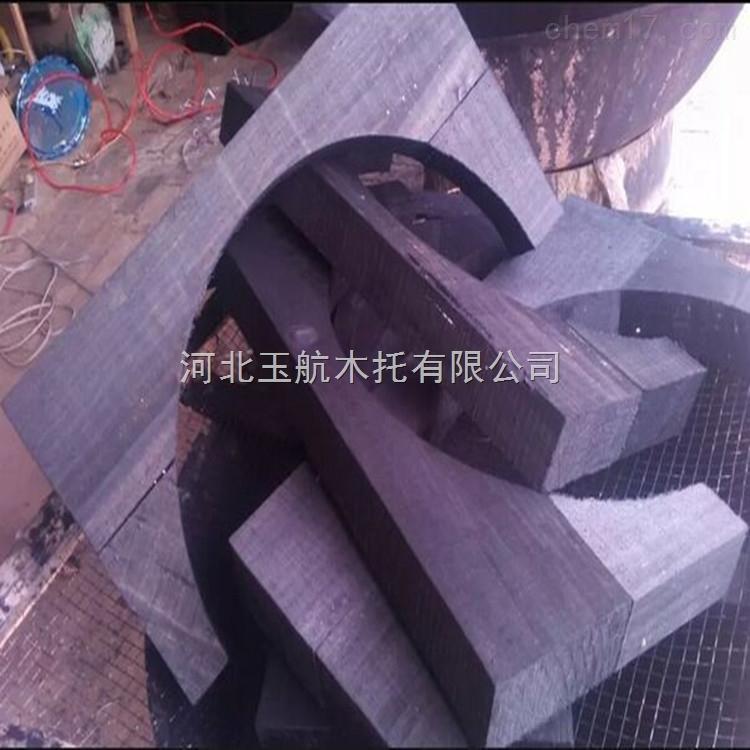 定制保温垫木 弧形木哈夫 橡塑垫木|厂家