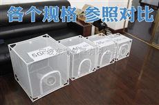 可拆卸式袖筒式養蟲籠