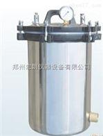 手提式壓力蒸汽滅菌器YXQ-SG46-280S移位式快開門