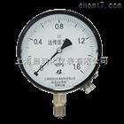 YTZ-150 電阻遠傳壓力表aggame四廠