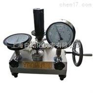 YJY-600A 压力表校验器上海自动化仪表四厂
