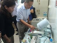 猪肉类水份测量仪使用方法