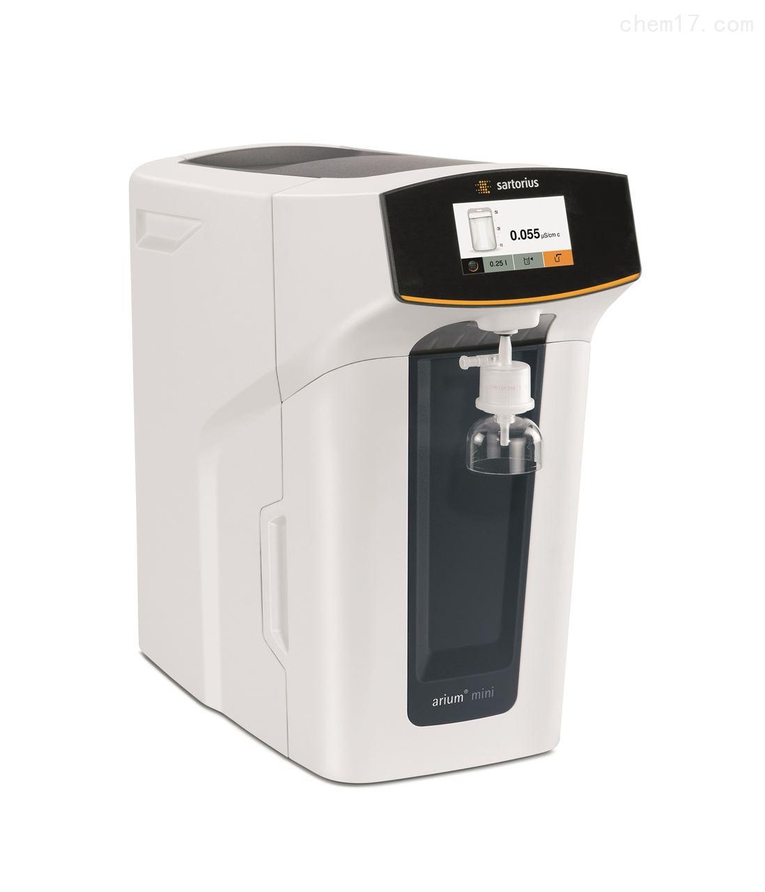 MINI Plus纯水/超纯水一体机