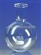美國PYREX短頸圓底玻璃燒瓶
