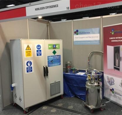 小型风冷式实验室液氮发生系统