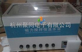 深圳聚同磁力搅拌恒温水浴锅EMS-20制造商、注意事项