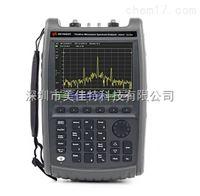 N9938AKeysight 是德N9938A 手持式微波频谱分析仪