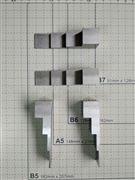 超声波探伤阶梯试块 厚度块 四阶厚度试块