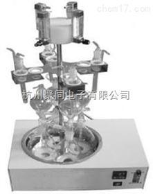 厂家批发水质硫化物酸化吹气仪JT-DCY-4S厦门