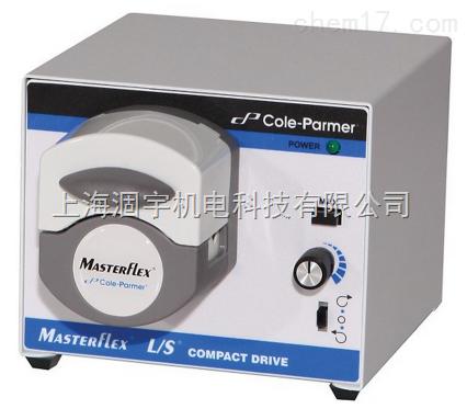 美国Masterflex紧凑型双通道蠕动泵 驱动器77240-30