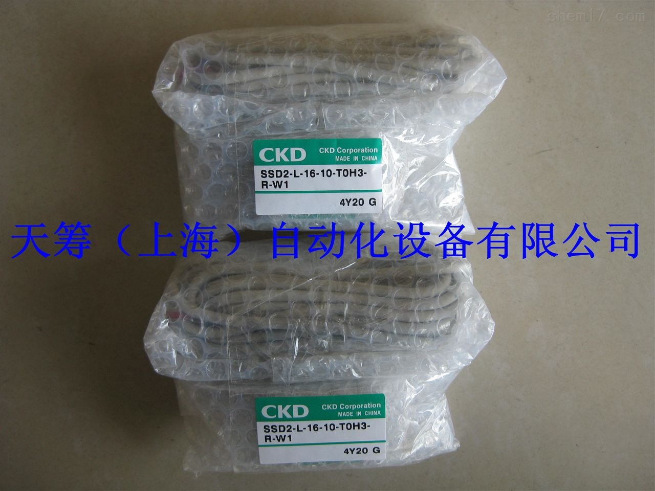 CKD超紧凑型气缸SSD2-16-10-T0H3-R-W1