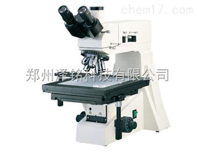 MM-80科研型大平台检测金相显微镜