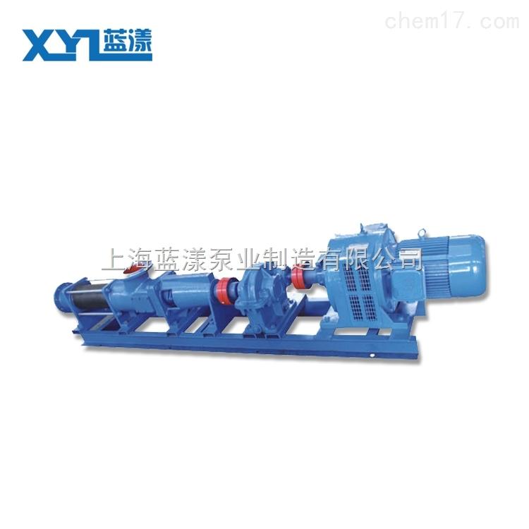 供应G 型单螺杆泵温州厂家