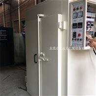 LED专用双门烘干箱汽车配件电热循环烤箱