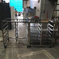 不锈钢烤箱专用推车架可移动产品烘烤架订做