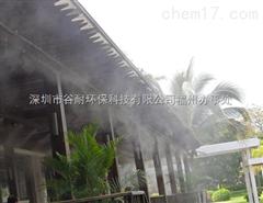 惠州雾森设备小区降温喷雾加湿设备