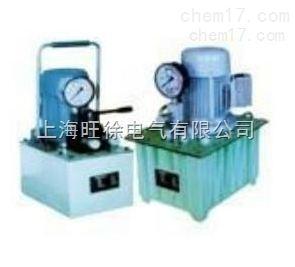 上海旺徐BZ63-4.5超高压电动油泵•泵站