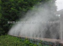陕西人造雾工程雾森系统旅游区造景