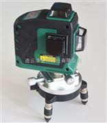 四川12线3D绿光水平仪贴牌7mm精度±0.2mm