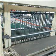 水泥基模箱匀质板设备切割生产线