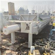 回收二手10-800平方自动拉板压滤机