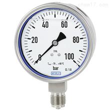 PG23LT德国WIKA威卡不锈钢材质波登管压力表