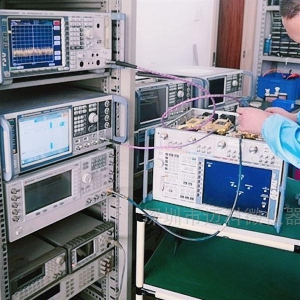 罗德与施瓦茨网络分析仪维修 晶体模块维修