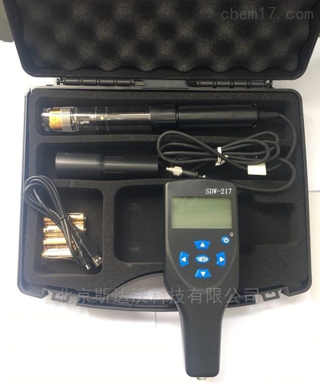 便携式荧光法溶解氧分析仪