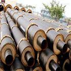 DN50-DN500耐防腐钢套钢蒸汽保温管厂家