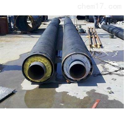 DN800鋼套鋼蒸汽保溫管道