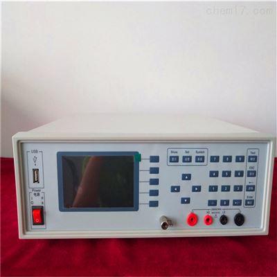 炭素材料电阻率测试仪计算公式